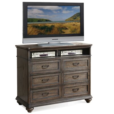 Broad Brook 6 Drawer Media Chest