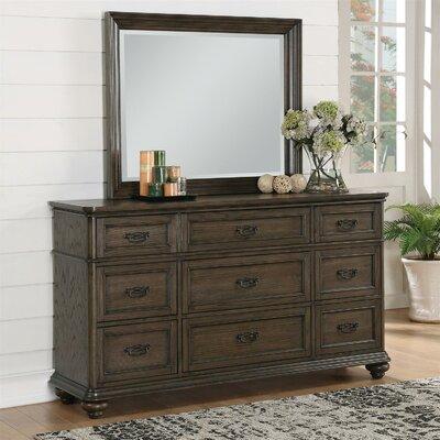 Beckles 9 Drawer Dresser