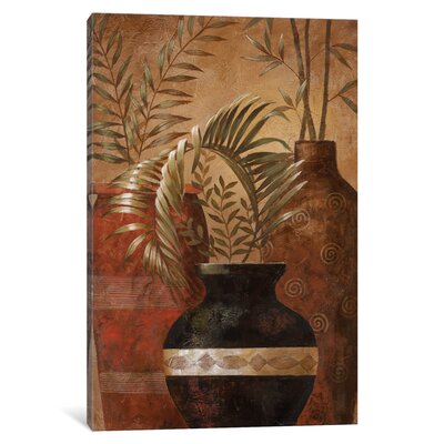 Exotic Vacation II Painting Print on Wrapped Canvas
