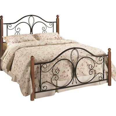 Anzilotti Panel Bed Size: King