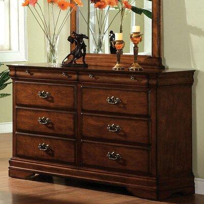 Griswold 6 Drawer Dresser
