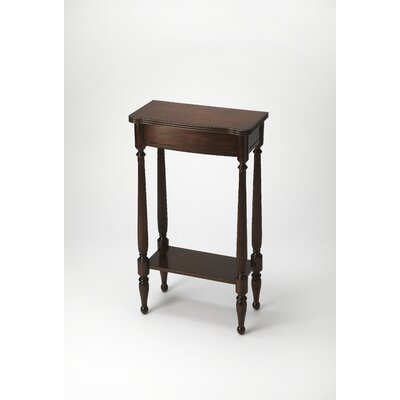 Melchior Console Table Finish: Dark Brown