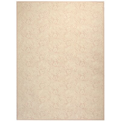 Trumbull Hand Tufted Cotton Blossom Area Rug Rug Size: Rectangle 56 x 86