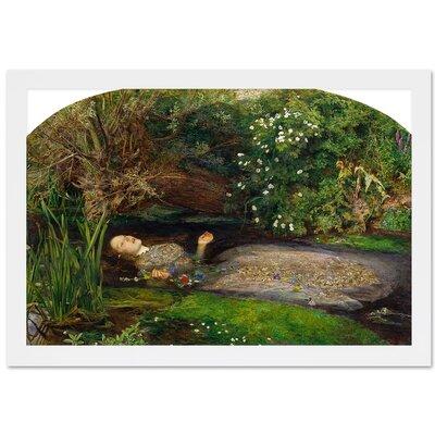 Ophelia Framed Painting Print