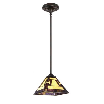 Hetherton 1-Light Mini Pendant