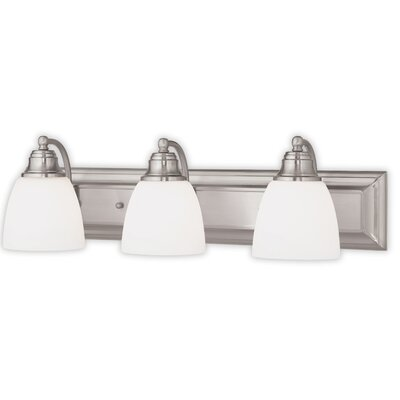 Ackermanville 3-Light Vanity Light