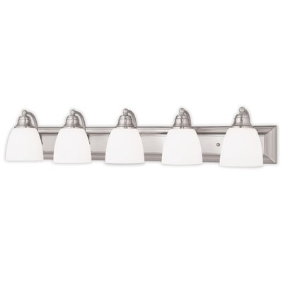 Ackermanville 5-Light  Vanity Light