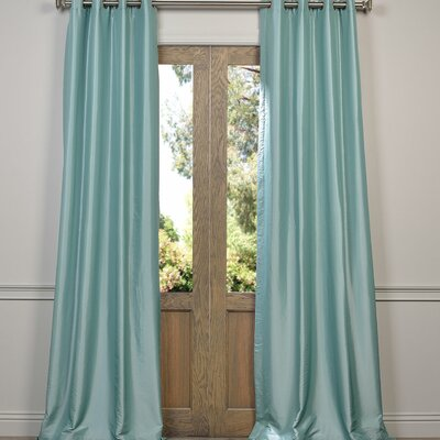 Beckham Blackout Grommet Single Curtain Panel