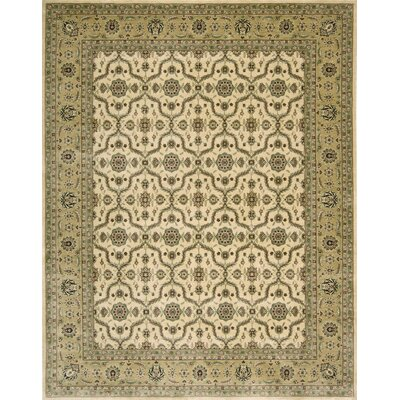 Gallego Green/Beige Area Rug