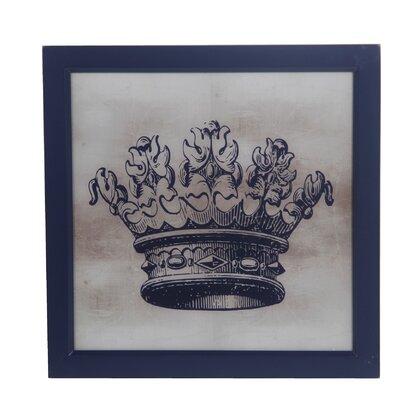 'Royal Crown' Wall Art ATGD2777 38543215