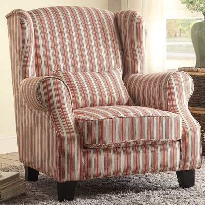 Dungonnell Wingback Arm Chair