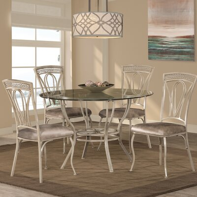Anton 5 Piece Dining Set