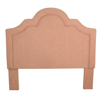 Dhavale Upholstered Panel Headboard Color: Hibiscuss