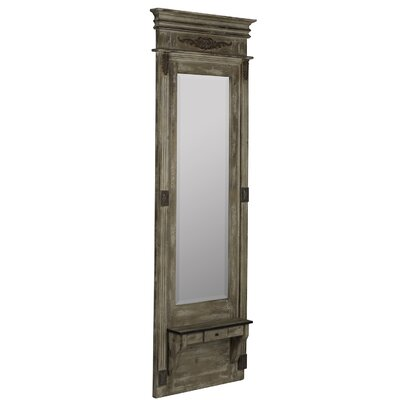 Lewis Rectangle Oversized Wall Mirror