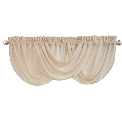 Hughes Drape Rod Pocket Curtain Valance