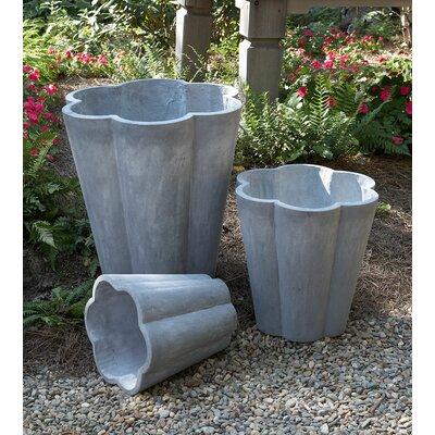 Dundermot 3 Piece Clay Pot Planter Set