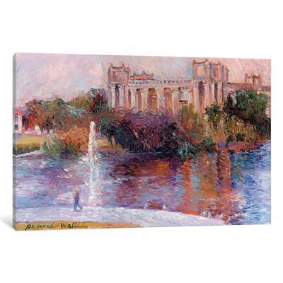 San Francisco II Painting Print on Wrapped Canvas