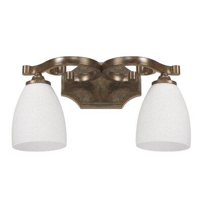 Dovizia 2-Light Vanity Light