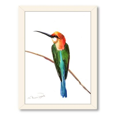 Bee Eater 3 Framed Painting Print