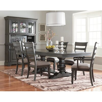 Drain Dining Trestle Table Top