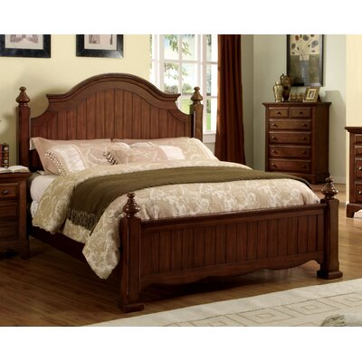 Leyton Panel Bed