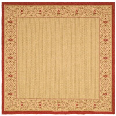 Beasley Border Outdoor Rug Rug Size: Square 710