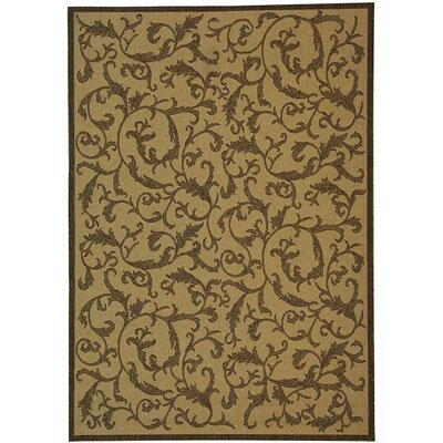 Beasley All Over Ivy Outdoor Rug Rug Size: 710 x 11