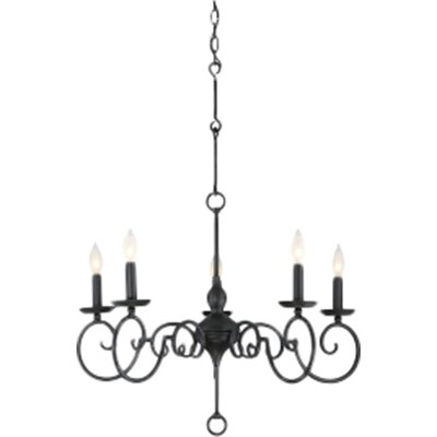 Bayfield 5-Light Candle-Style Chandelier