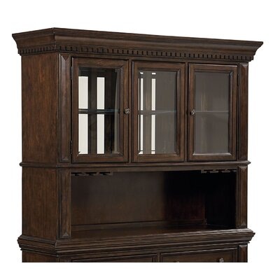 Parthena China Cabinet Top