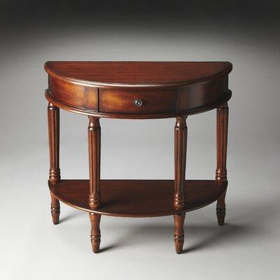 Ruislip Mozart Demilune Console Table