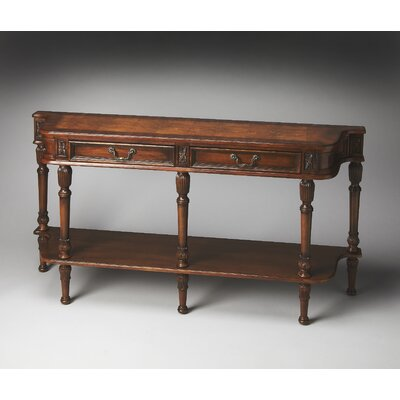 Bellar Console Table