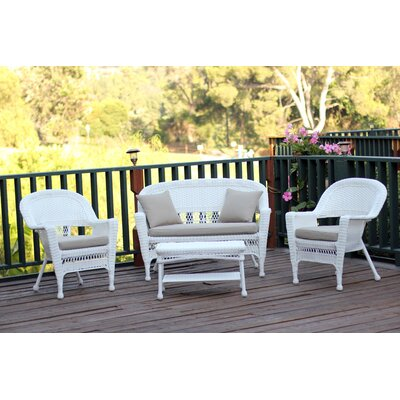4-Piece Aubrey Patio Seating Group