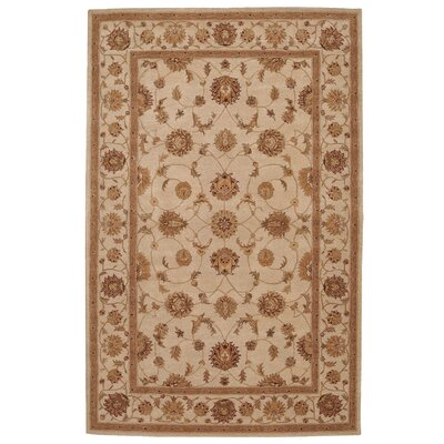 Lundeen Brown Area Rug Rug Size: 39 x 59