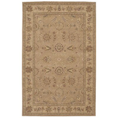 Lundeen Peach Area Rug Rug Size: Rectangle 26 x 42