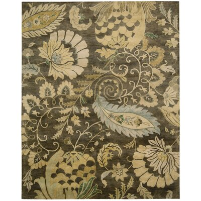 Fullmer Moss Area Rug Rug Size: Rectangle 79 x 99