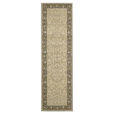 Stonekeep Sand Area Rug Rug Size: Runner 23 x 8