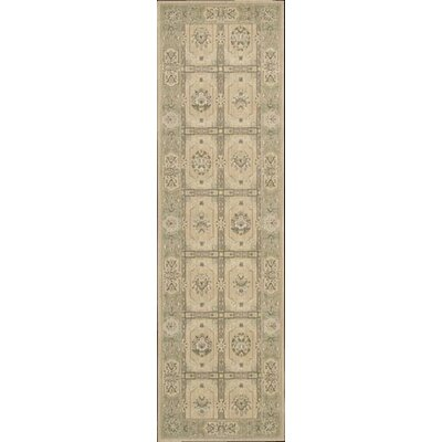Stonekeep Sand Oriental Area Rug Rug Size: Rectangle 12 x 15