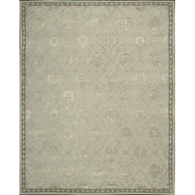 Fraserburgh Beige/Blue Cloud Area Rug Rug Size: 39 x 59