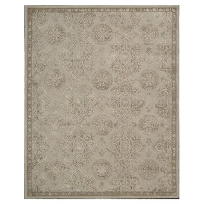 Fraserburgh Grey Area Rug Rug Size: Rectangle 86 x 116
