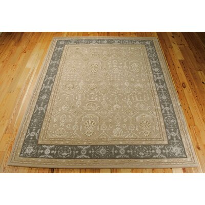Fraserburgh Sand Rug Rug Size: Rectangle 56 x 86