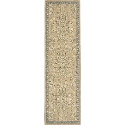 Lundon Sand Rug Rug Size: Runner 23 x 8