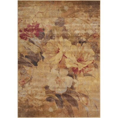 Daniela Beige Area Rug Rug Size: Rectangle 79 x 1010