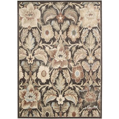 Moreton Bistro Area Rug Rug Size: Rectangle 53 x 74