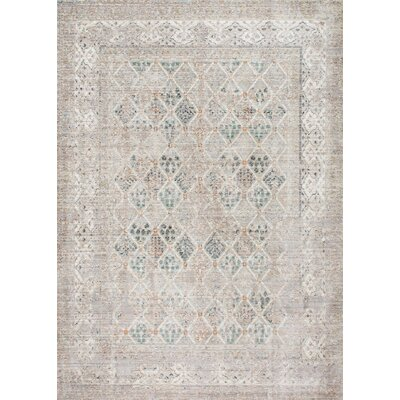 Cole Gray Area Rug Rug Size: Rectangle 710 x 1010