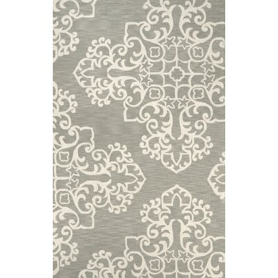 Kentwood Grey Oriental Area Rug