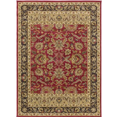 Russo Multi Area Rug Rug Size: 110 x 211