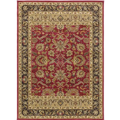 Russo Multi Area Rug Rug Size: 710 x 910
