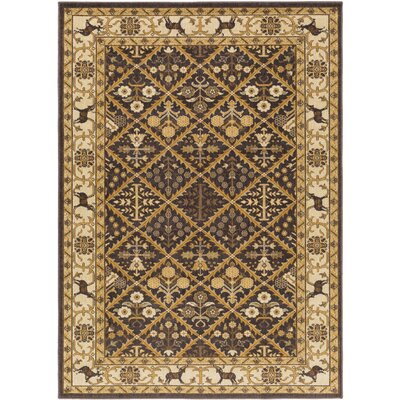 Russo Multi Area Rug Rug Size: Rectangle 53 x 73