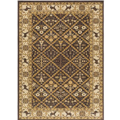 Russo Multi Area Rug Rug Size: Rectangle 110 x 211