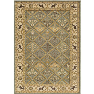 Russo Multi Area Rug Rug Size: 7'10 x 9'10